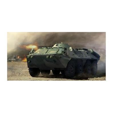 Maquette Véhicule de transport de troupes BTR-70 APC (Fin de production) - Trumpeter-TR01591