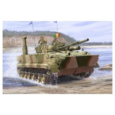 Maquette véhicule militaire : BMP3 en service dans l'armée sud coréenne 2010 - Trumpeter-TR01533