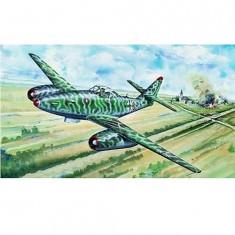 Maquette avion: Messerchmitt Me 262 A-2a 1945