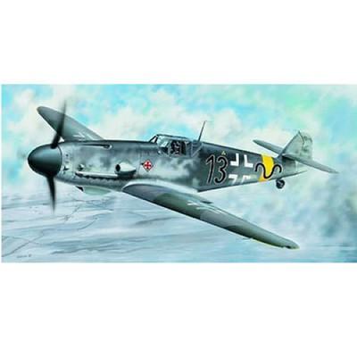 Maquette avion: Messerschmitt Bf 109 G-2 - Trumpeter-TR02406
