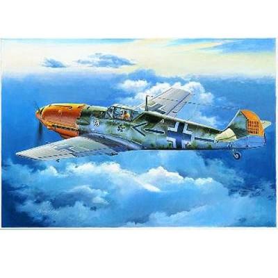 Maquette avion: Messerschmitt BF 109E-4 - Trumpeter-TR02289