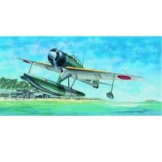 Maquette avion: Nakajima A6M2-N Rufe hydravion japonais 1943