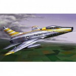 Maquette avion : North American F-100D Super Sabre