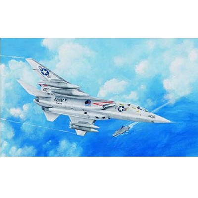 Maquette avion: North american RA-5C Vigilante - Trumpeter-TR02809