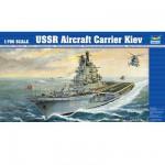 Maquette bateau: Porte-avions soviétique Kiev