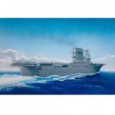Maquette bateau: Porte-avions USS CV-2 Lexington 1942
