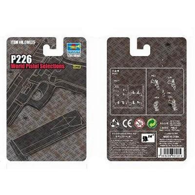 Accessoires militaires: Pistolets et fusils 1/35: P226: 12 pièces - Trumpeter-TR00525