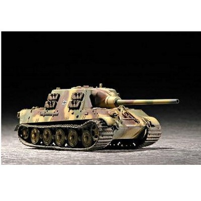 Maquette Char: Sd.Kfz. 186 Jagdtiger production Henschel - Trumpeter-TR07254