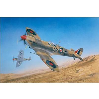 Maquette avion: Spitfire Supermarine MKVB/TROP - Trumpeter-TR02412