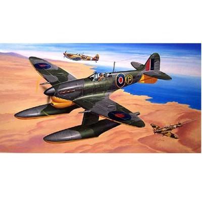 Maquette avion: Super marine Spitfire MK Vb avec flotteurs - Trumpeter-TR02404