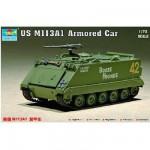 Maquette Char: US M 113A1 véhicule blindé 1968