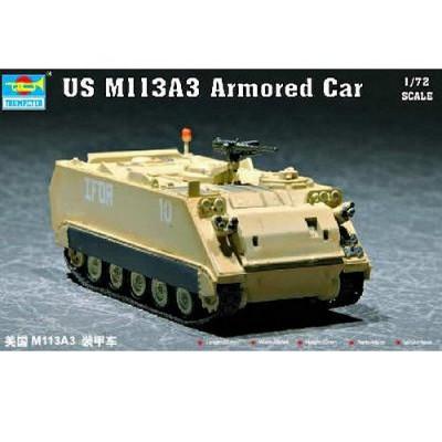 Maquette Char: US M 113A3 Véhicule blindé - Trumpeter-TR07240