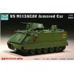 Maquette Char: US M 113ACAV véhicule blindé 1968