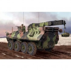 Maquette USMC LAV-R Light Armored Vehicle Recovery