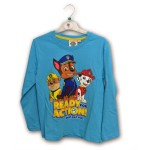 T-Shirt Pat'Patrouille (PAW Patrol) : Bleu clair : Taille 8 / 128 cm