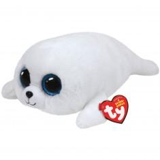 Peluche 42 cm Beanie Boo : Le Phoque