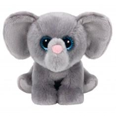 Peluche Beanies 12 cm : Whopper l'éléphant