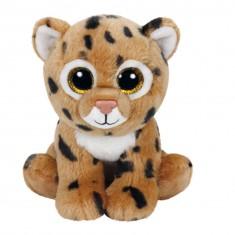 Peluche Beanies 15 cm : Freckles le léopard