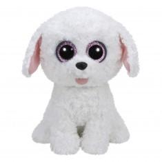 Peluche TY Beanie Boo's Medium : Pippie le chien