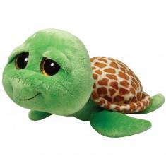 Peluche TY Beanie Boo's Medium : Zippy la tortue