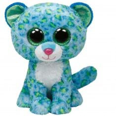 Peluche TY Beanie Boo's Small : Leona le léopard