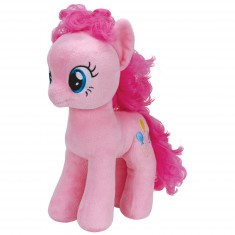 Peluche TY Mon Petit Poney Large : Pinkie Pie