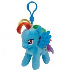 Porte-clés TY Mon Petit Poney : Rainbow Dash