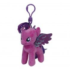 Porte-clés TY Mon Petit Poney : Twilight Sparkle