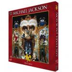 Puzzle 500 pièces - Michael Jackson : Dangerous