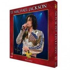 Puzzle 500 pièces - Michael Jackson : What More Can I Give