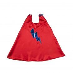 Cape de Super Héros Rouge