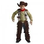 Déguisement Billy the kid (avec chapeau et revolver) : 8/10 ans