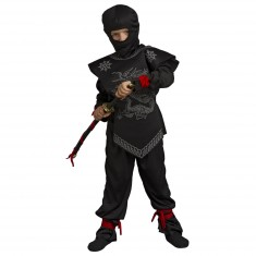 Déguisement Ninja (avec Katana) : 3/4 ans