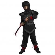 Déguisement Ninja (avec Katana) : 8/10 ans