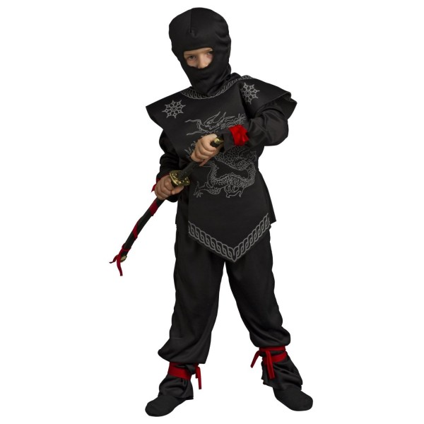 d guisement ninja avec katana 8 10 ans jeux et. Black Bedroom Furniture Sets. Home Design Ideas