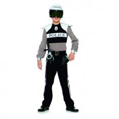 Déguisement Policier (avec accessoires) : 3/4 ans