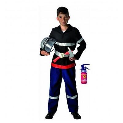 d guisement sapeur pompier 5 7 ans jeux et jouets upyaa avenue des jeux. Black Bedroom Furniture Sets. Home Design Ideas