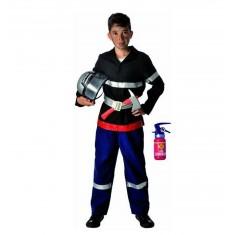 Déguisement Sapeur Pompier : 8/10 ans