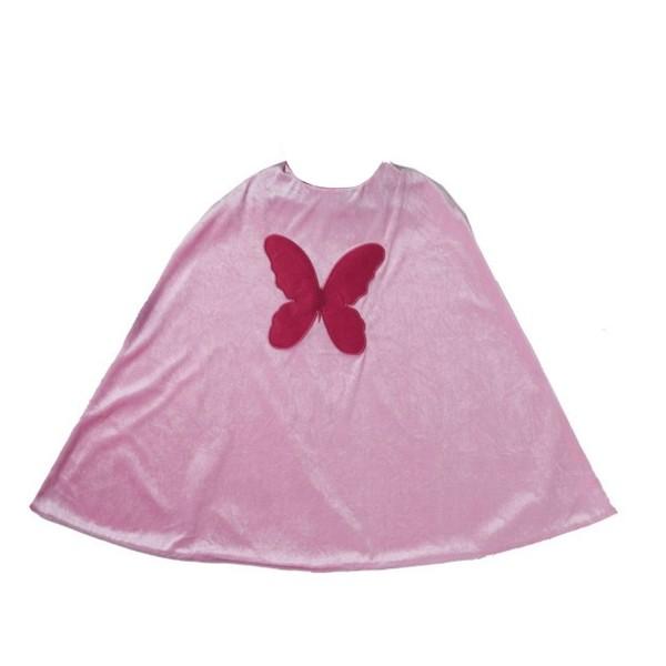 Cape de déguisement : Papillon rose clair - Upyaa-59223ld-4