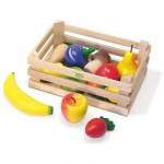 Caissette fruits et légumes