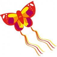 Cerf volant papillon