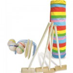 Croquet junior multicolore