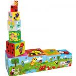 Cubes gigognes Drôles de petites bêtes