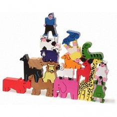 Empilable Animaux et personnages
