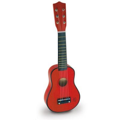 Guitare rouge - Vilac-8306