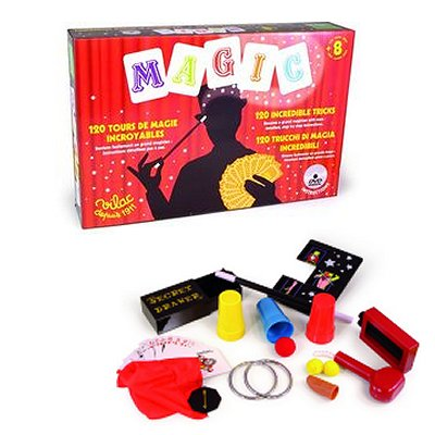 Magic : Ma grande boîte à magie - Vilac-6101