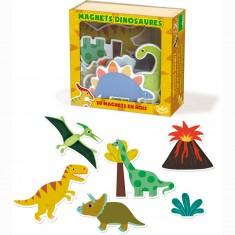 Magnets dinosaure 20 pièces