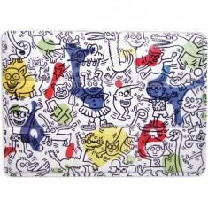 Peinture Boîte en métal : Keith Haring