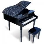 Piano à queue