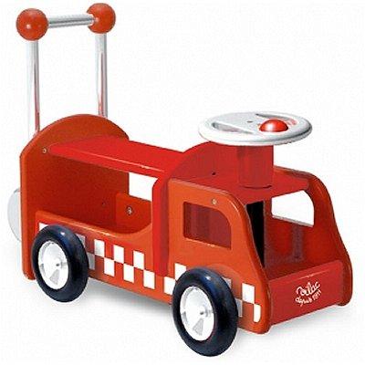 porteur camion coffre jeux et jouets vilac avenue des jeux. Black Bedroom Furniture Sets. Home Design Ideas